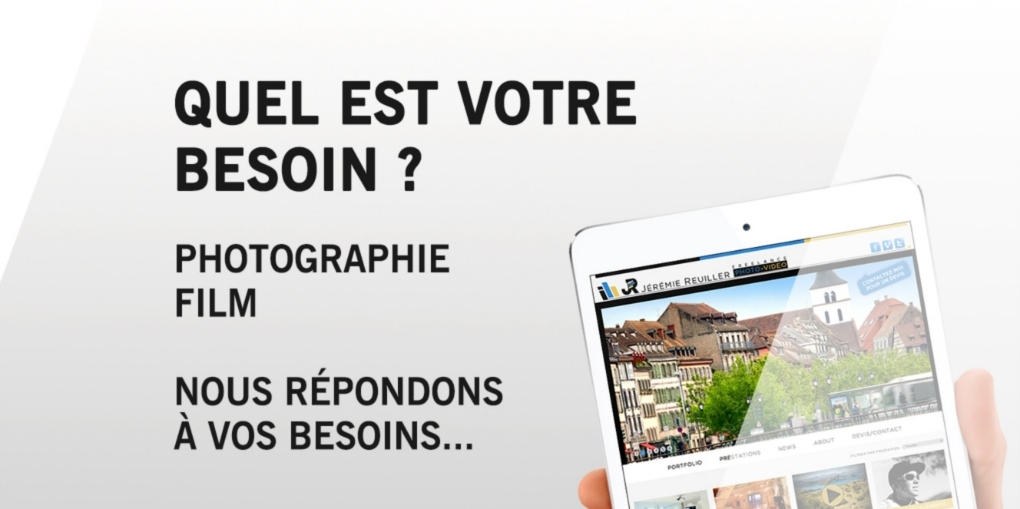 photo et production audiovisuelle