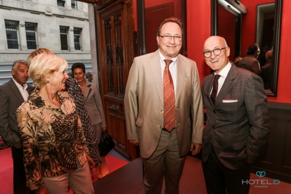 reportage photo entreprise inauguration hotel d strasbourg
